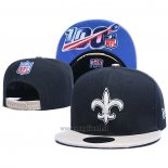 Cappellino New Orleans Saints 100th Blu