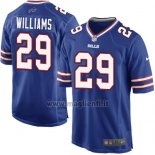 Maglia NFL Game Bambino Buffalo Bills Williams Blu