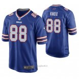 Maglia NFL Game Buffalo Bills Dawson Knox Blu