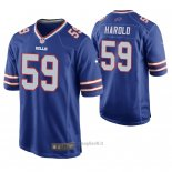 Maglia NFL Game Buffalo Bills Eli Harold Blu