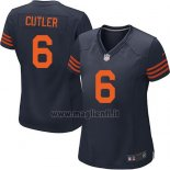 Maglia NFL Game Donna Chicago Bears Cutler Blu