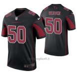 Maglia NFL Legend Arizona Cardinals 50 Evan Weaver 2020 Nero Color Rush