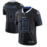 Maglia NFL Limited Buffalo Bills Kelvin Benjamin Nero Color Rush 2018 Lights Out