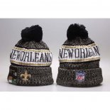 Berretti New Orleans Saints Nero Giallo