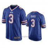 Maglia NFL Game Buffalo Bills Gabriel Davis Blu