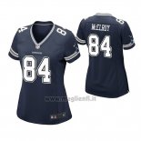 Maglia NFL Game Donna Dallas Cowboys Codey Mcelroy Blu