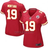 Maglia NFL Game Donna Kansas City Chiefs Maclin Rosso