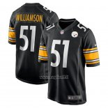 Maglia NFL Game Pittsburgh Steelers Avery Williamson Nero