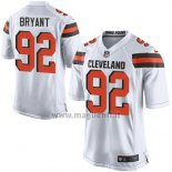Maglia NFL Game Cleveland Browns Bryant Bianco