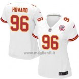 Maglia NFL Game Donna Kansas City Chiefs Howard Bianco