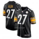 Maglia NFL Game Pittsburgh Steelers Marcus Allen Nero