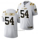 Maglia NFL Limited New England Patriots Dont'a Hightower Golden Edition 2020 Bianco