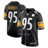 Maglia NFL Game Pittsburgh Steelers Chris Wormley Nero