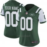 Maglia NFL Legend Donna New York Jets Personalizzate Verde