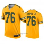 Maglia NFL Legend Green Bay Packers Jon Runyan Jr. Inverted Or