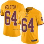 Maglia NFL Legend Washington Redskins Golston Giallo