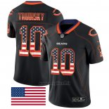Maglia NFL Limited Chicago Bears Trubisky Rush USA Flag Nero