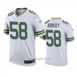 Maglia NFL Legend Green Bay Packers Christian Kirksey Bianco Color Rush