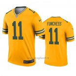 Maglia NFL Legend Green Bay Packers Devin Funchess Inverted Or