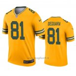 Maglia NFL Legend Green Bay Packers Josiah Deguara Inverted Or