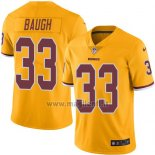 Maglia NFL Legend Washington Redskins Baugh Giallo