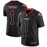 Maglia NFL Limited Arizona Cardinals Murry Lights Out Nero