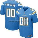 Maglia NFL Los Angeles Chargers Personalizzate Nero