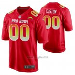 Maglia NFL Pro Bowl Los Angeles Chargers Personalizzate Rosso