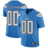 Maglia NFL Bambino Los Angeles Chargers Personalizzate Blu