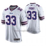 Maglia NFL Game Buffalo Bills Chris Avorio Bianco