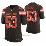 Maglia NFL Game Cleveland Browns 53 Nick Harris 2020 Marronee
