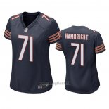 Maglia NFL Game Donna Chicago Bears Arlington Hambright Blu