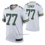 Maglia NFL Legend Green Bay Packers Billy Turner Color Rush Bianco