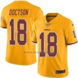 Maglia NFL Legend Washington Redskins Doctson Giallo