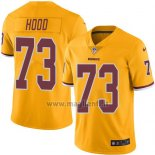 Maglia NFL Legend Washington Redskins Hood Giallo2