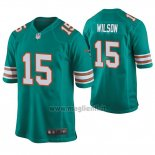 Maglia NFL Game Dolphins Albert Wilson Throwback Verde