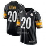 Maglia NFL Game Pittsburgh Steelers Cameron Sutton Nero