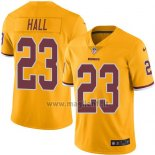 Maglia NFL Legend Washington Redskins Hall Giallo