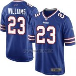 Maglia NFL Game Bambino Buffalo Bills Williams Blu2