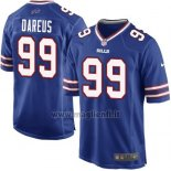 Maglia NFL Game Buffalo Bills Dareus Blu