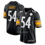 Maglia NFL Game Pittsburgh Steelers Ulysees Gilbert III Nero