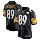 Maglia NFL Game Pittsburgh Steelers Vance Mcdonald Nero