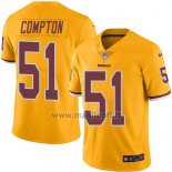 Maglia NFL Legend Washington Redskins Compton Giallo