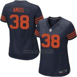 Maglia NFL Game Donna Chicago Bears Amos Blu