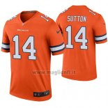 Maglia NFL Legend Denver Broncos Courtland Sutton Arancione Color Rush