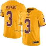 Maglia NFL Legend Washington Redskins Hopkins Giallo
