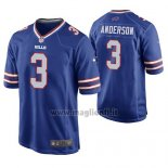 Maglia NFL Game Buffalo Bills Derek Anderson Royal