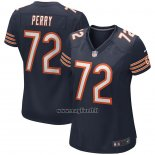 Maglia NFL Game Donna Chicago Bears William Perry Retired Blu