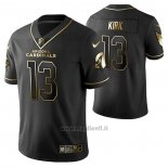 Maglia NFL Limited Arizona Cardinals Christian Kirk Golden Edition Nero