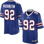 Maglia NFL Game Bambino Buffalo Bills Washington Blu